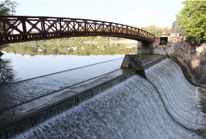 barrage Pont