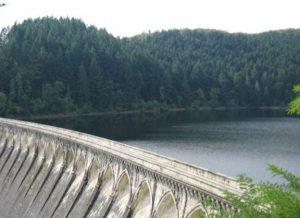 barrage de Chartrain 47m
