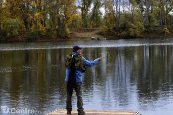 Auvergne-Rhône-Alpes : 3M€ pour la FD Régionale de pêcheurs